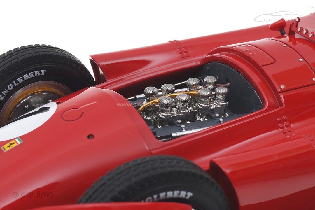 Ferrari-Lancia D50 Winner GP England 1956 World Champion Juan Manuel Fangio GP Replicas 1:18 GP80A