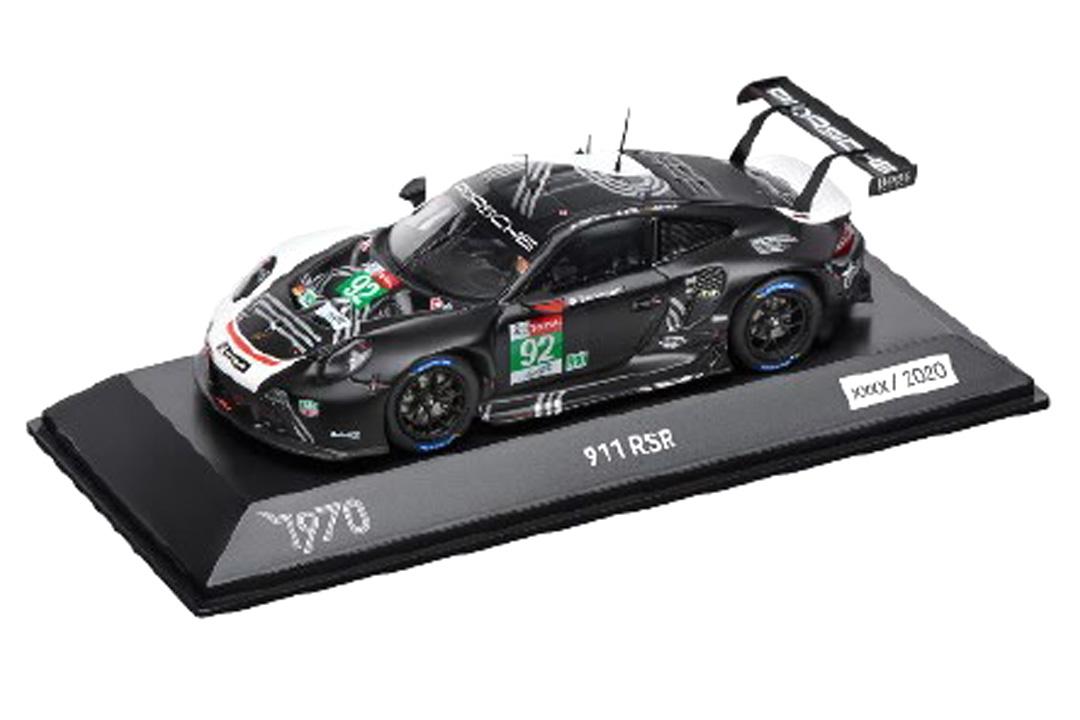 Porsche 911 RSR 24h Le Mans 2020 Christensen/Estre/Vanthoor Spark 1:43 WAP0209020MLEM
