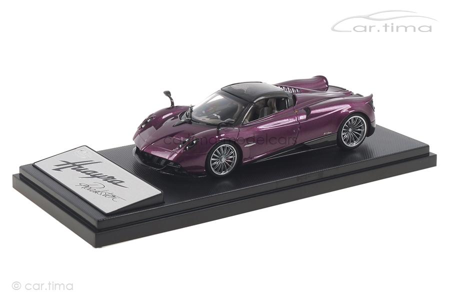 Pagani Huayra Roadster purple LCD Models 1:43 LCD43003PU